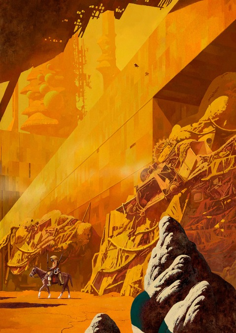 "Dan McPharlin's ""Year One"""