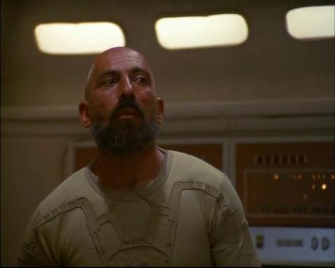 galaxy of terror - sid haig