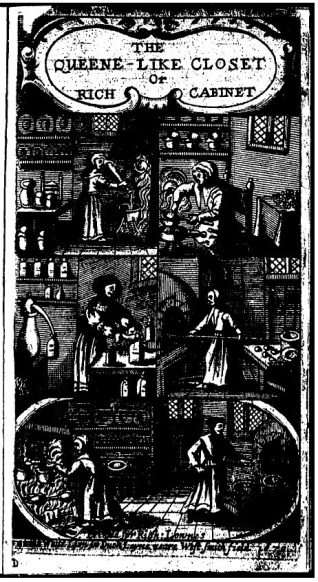 the_queen-like_closet_or_rich_cabinet_by_hannah_woolley_1670_frontispiece